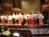 Cantate pour Demain, Victoria Hall, Juin 2013